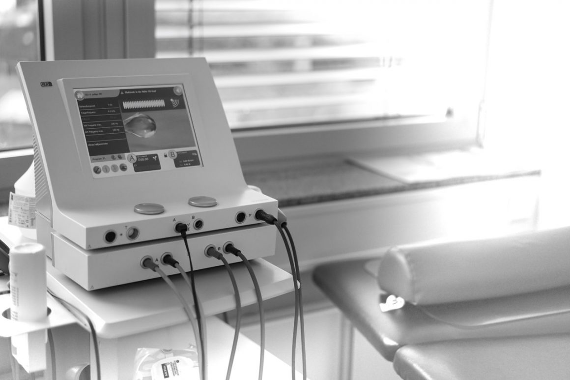 Therapeutischer Ultraschall (Sonophorese/ Phonophorese)
